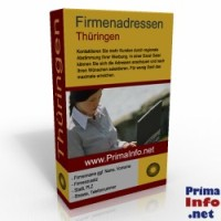 Firmenadressen Th�ringen