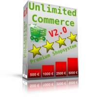 unlimited-commerce Shop Software
