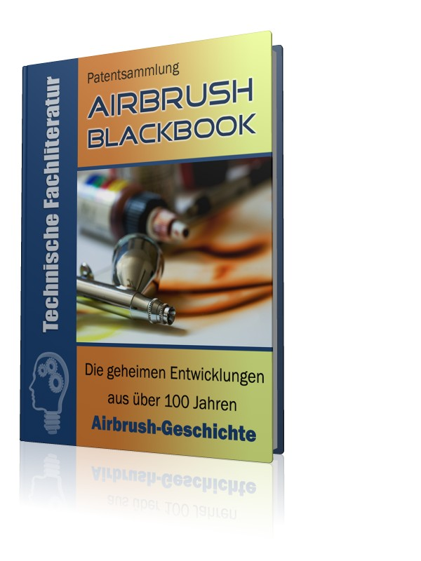 Airbrush Blackbook Air-Brush Fachwissen Literatur